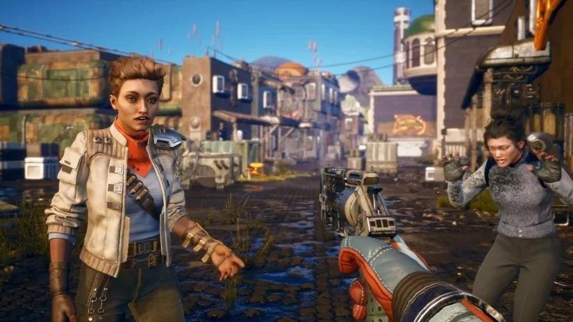 《外部世界》的加盟标志着Epic商城正式发起了挑战