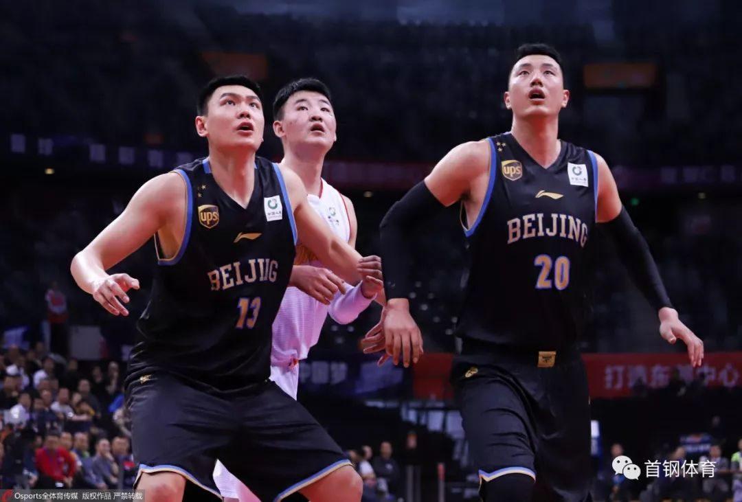 CBA | 北京首钢客场胜深圳 1/4决