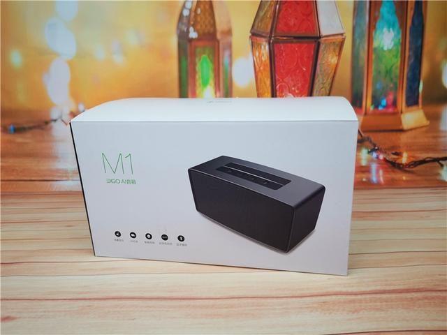 360智能家居新品首发评测——能说会道的360智能音箱M1!
