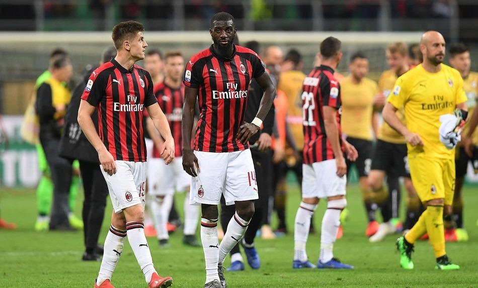 3场比赛从意甲第3到欧冠席位告危,米兰还