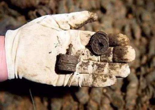 韓國考古發現一文物,專家評定國寶級,不料中國考古出土12噸