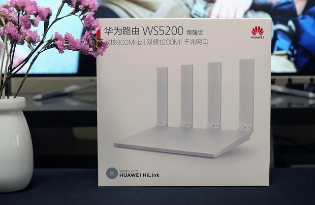 IoT时代来临,华为WS5200增强版开启智能家居新时代