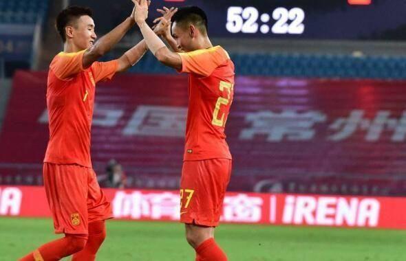 中国足球终于等来久违