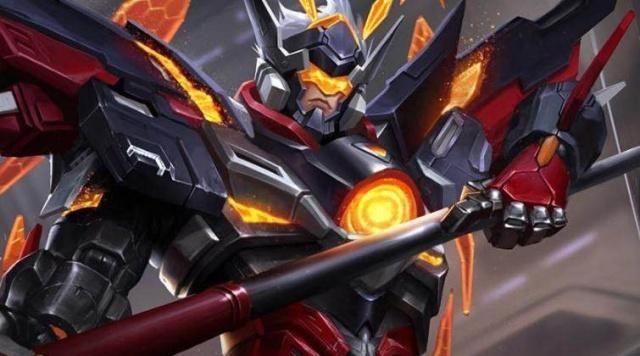 王者荣耀:吕布最新玩法,刀刀三千血,破军已被淘汰