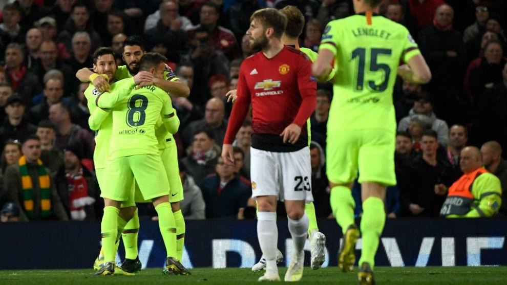 欧冠最新夺冠赔率:巴塞罗那反超曼城居首,
