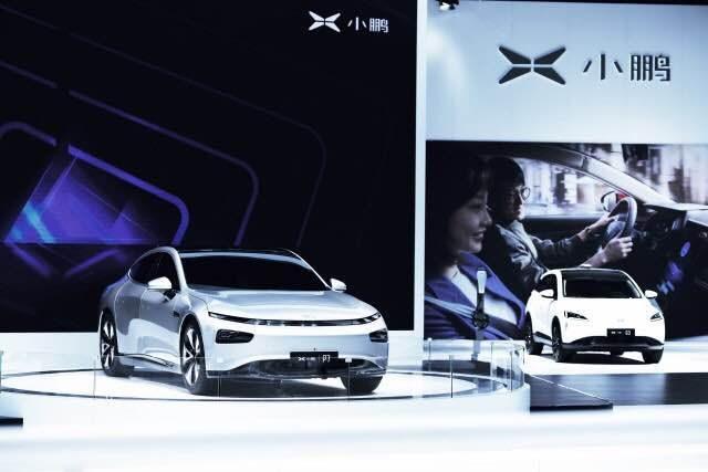 续航里程超600km 小鹏全新车型P7正式发布