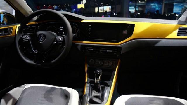 小车型大标杆!上汽大众Polo Plus正式亮相2019上海车展
