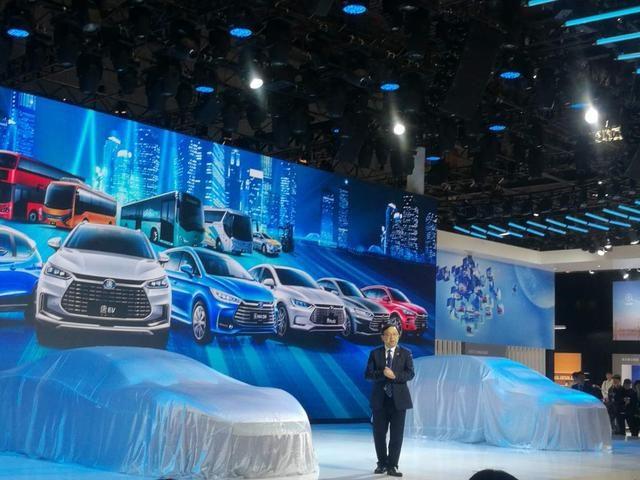比亚迪一季度销量同比增150%,新款车型宋Pro将于年中上市