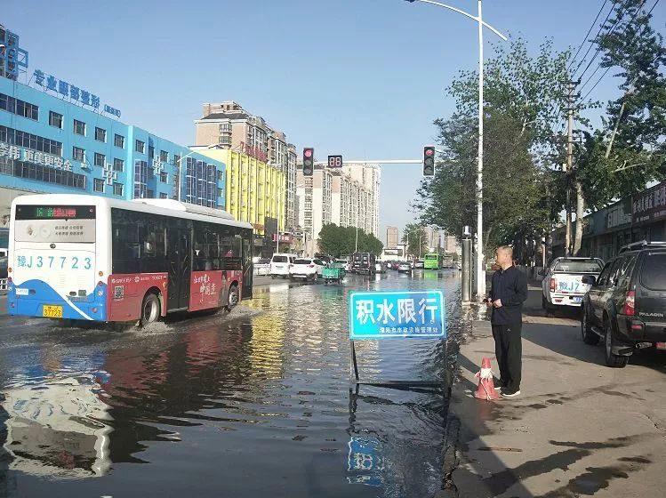 近期,濮阳市污水处理厂不明高浓度污染物流入,万元寻找污染源!