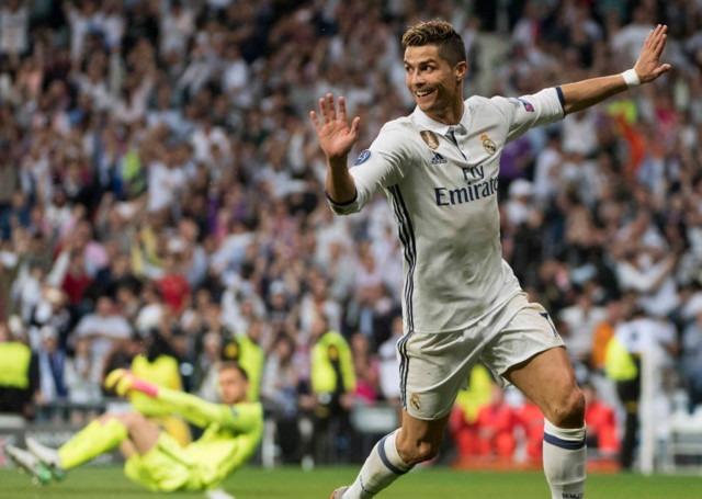 欧冠半决赛各项纪录:C罗领跑两大榜单,梅西进球数未进前五!