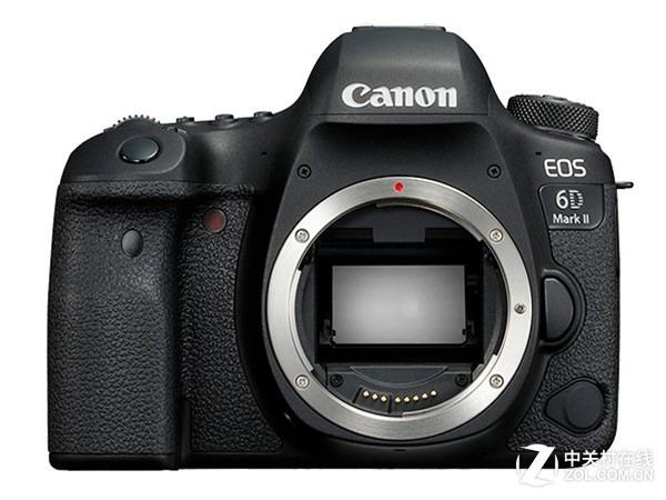 高性能而且易操控 佳能全画幅相机6D2