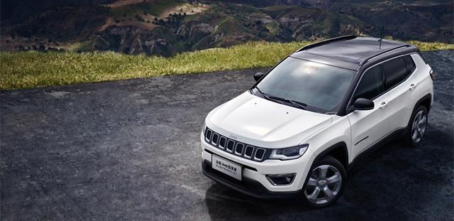 2.0L+9AT,售价18.58万元 !Jeep指南者新增车型上市