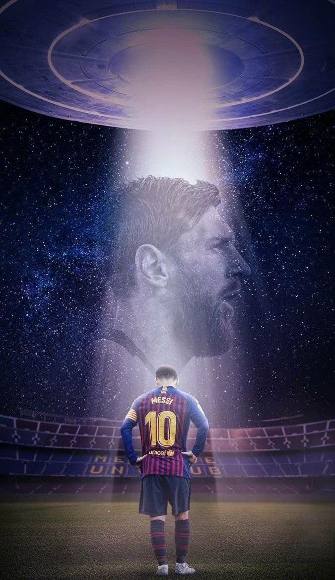 梅西第三次主宰欧冠半决赛!皇马拜仁后,利
