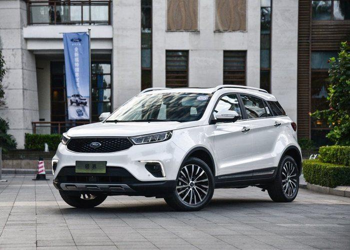 江铃福特推出全新SUV——领界 竟然是台换标车型?