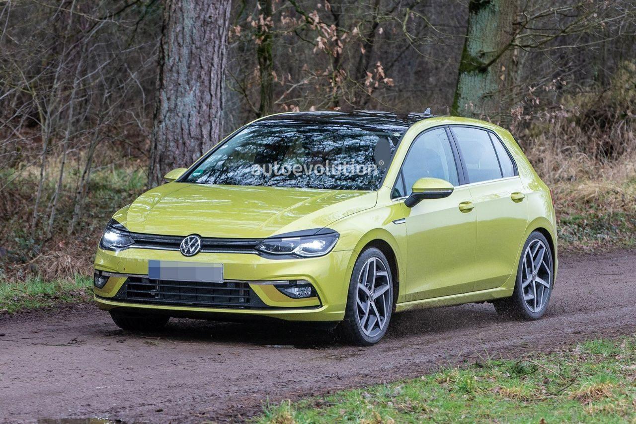 大众在美停售高尔夫 第八代车型全球推迟上市