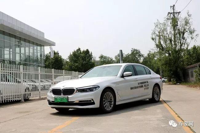 综合油耗为2L/100km 宝马5系再增新能源车型