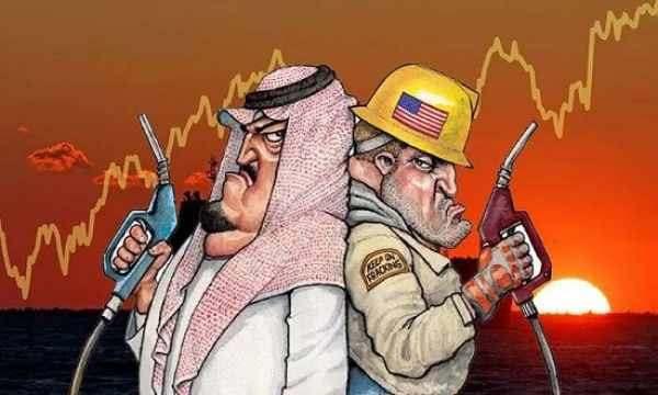 美国禁令生效,原油价格暴跌!特朗普慌乱