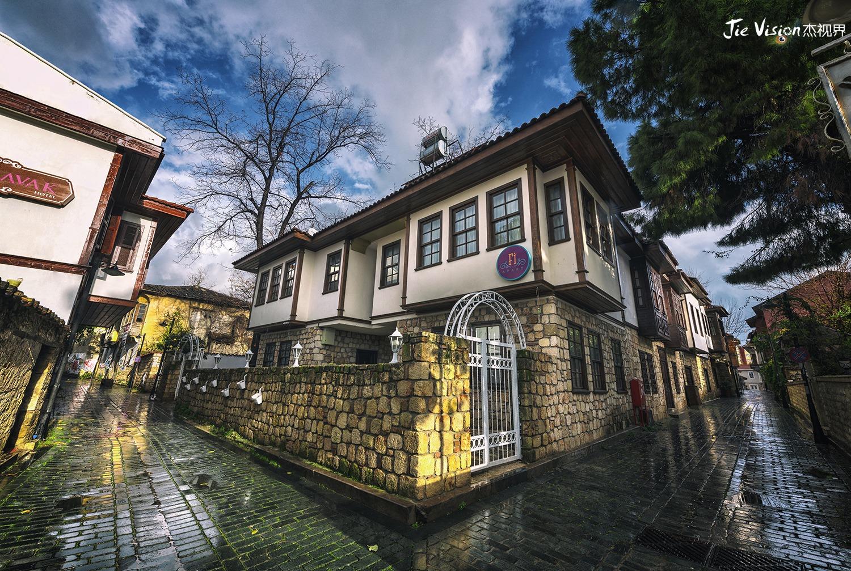 在土耳其最美城市安塔利亚 感受世俗