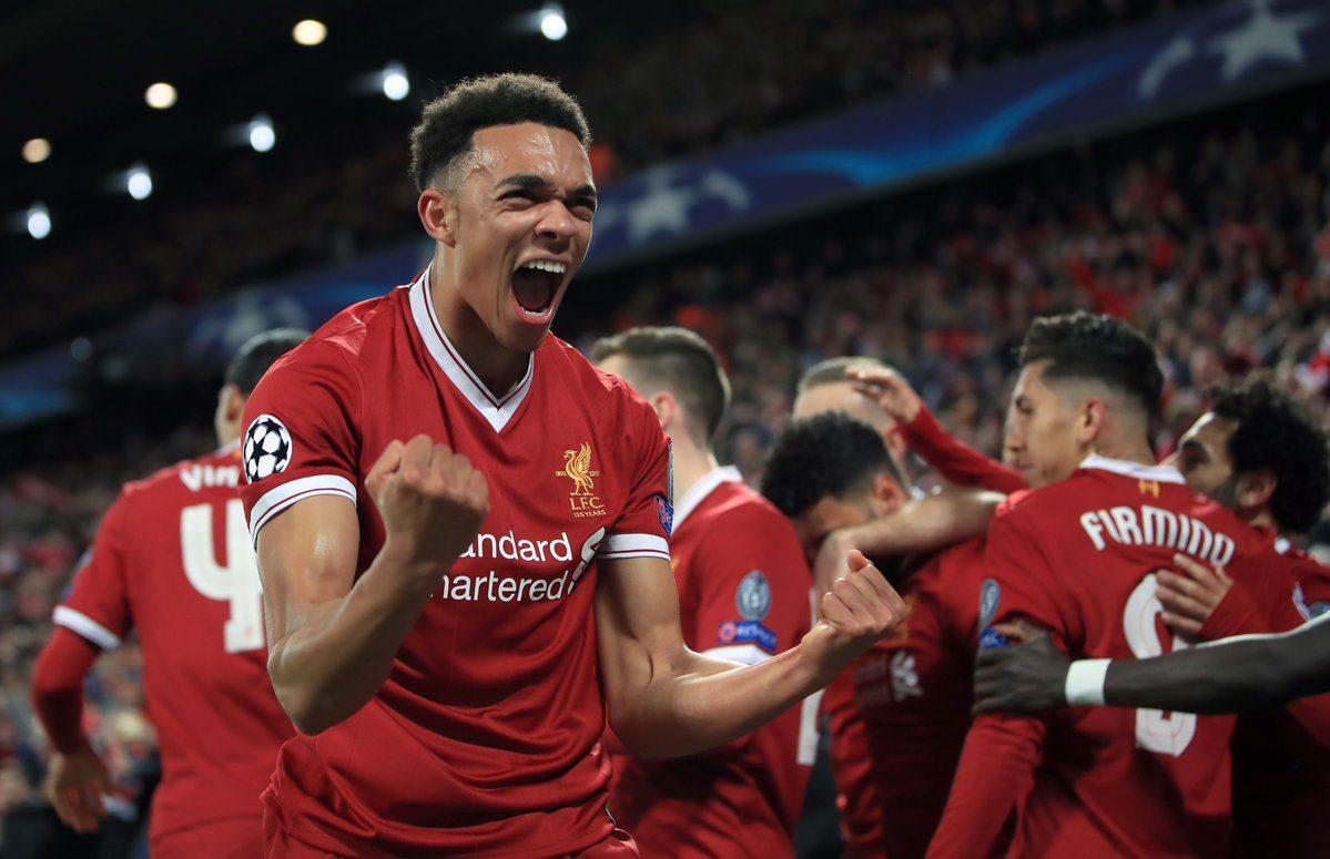 利物浦20岁妖星火了!身价飙升至1.5亿欧 六项欧冠数据队内第一