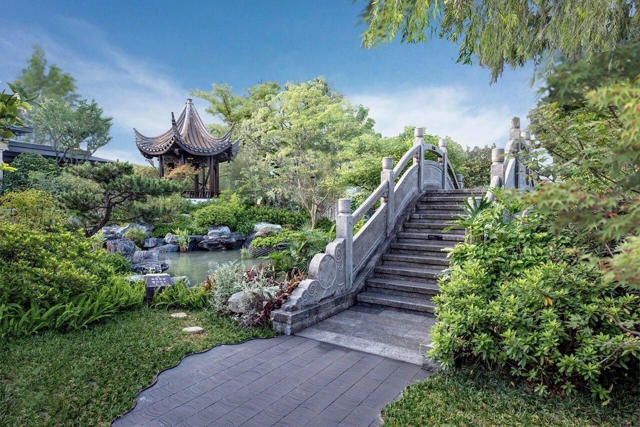 景观设计行业发展趋势:新中式景观的崛起