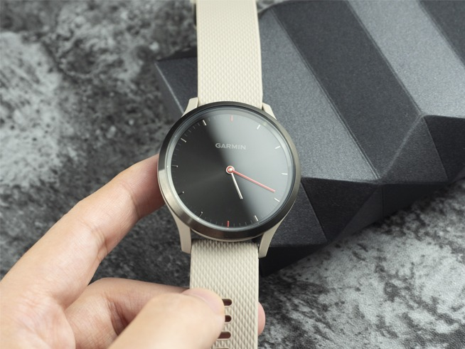 佳明vívomove HR评测:避繁就简 智能手表本该如此纯粹