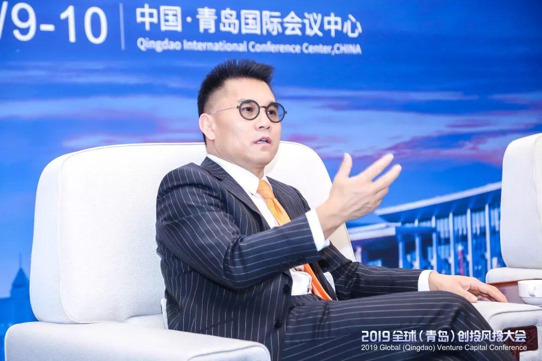洪泰基金盛希泰:创新创业是中国伟大的红利