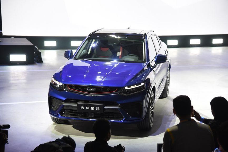 吉利星越上市,3种动力11款车型,售价13.58万起,推荐350T驭星者