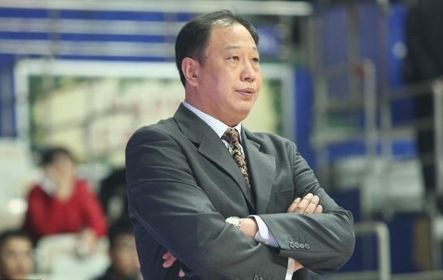 中国男篮国字号教练再