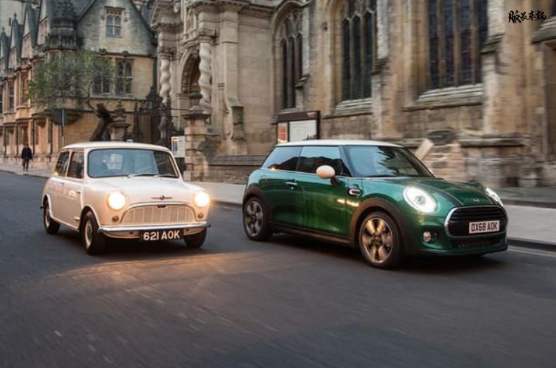 充满格调的英伦小车 MINI 纪念60周年车型限量版发布