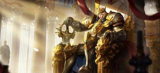 王者荣耀:单排最好上分的三位英雄,亚瑟还是一哥,后羿还是无敌