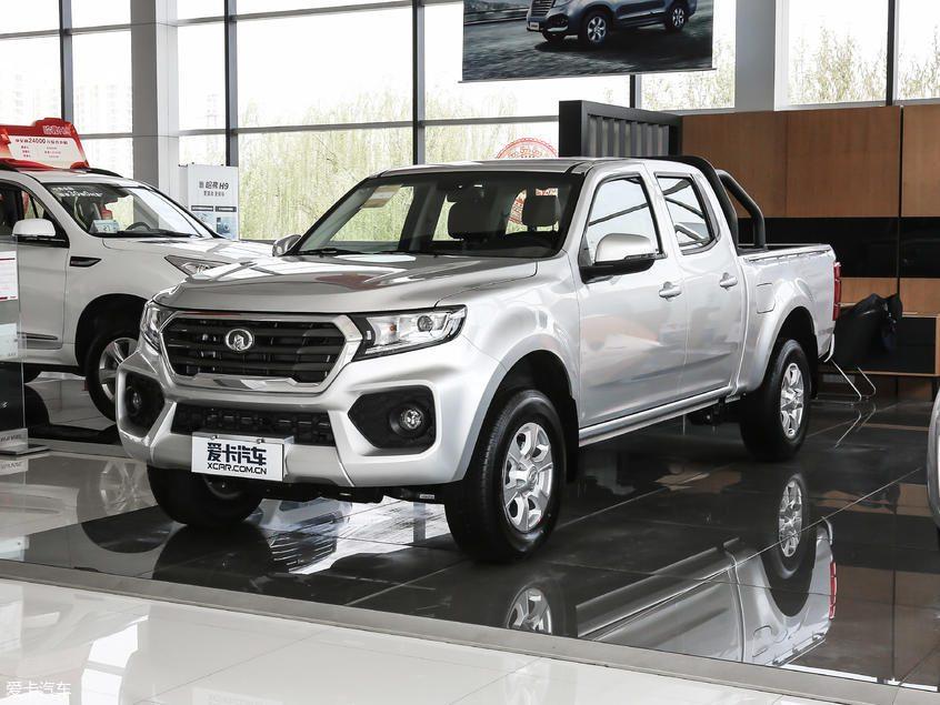 长城风骏7汽油版国六车型将5月20日上市