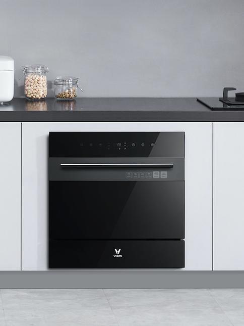 智能家居新标配,云米互联网洗碗机带你走进智能生活