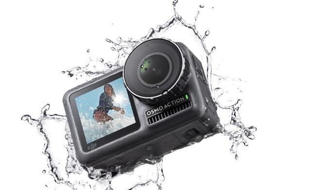 大疆Osmo Action灵眸运动相机值得买吗?