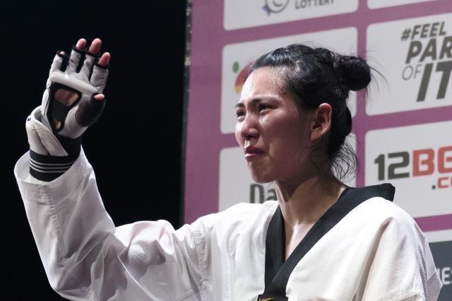 鄭姝音的爭議比賽,世界跆拳道聯合會官網的報道出來了