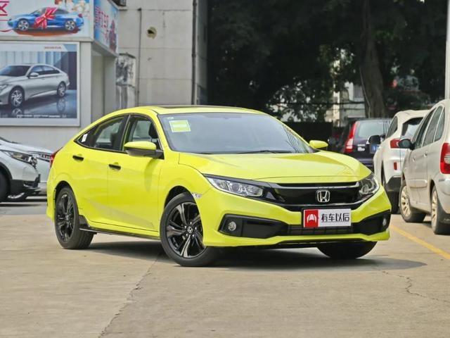本田最火运动家轿新款上市,新增2款车型