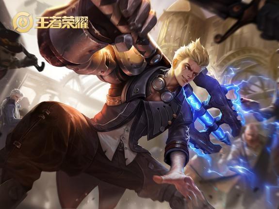 王者荣耀:回血超强的三位英雄,程咬金上线,他每个技能都回血