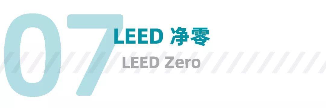 一文看懂LEED所有認證體系