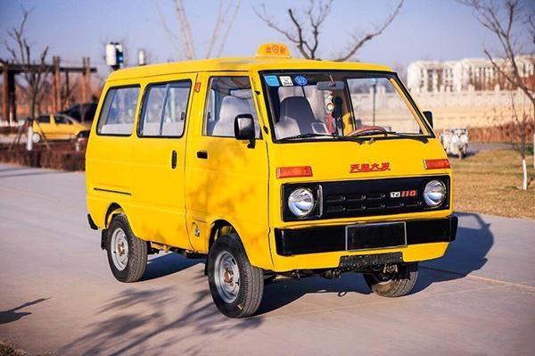 """实用、空间大好改装,其实这种""""面包车""""才是最被低估的车型"""