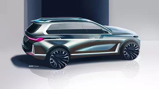 宝马X8再曝新进展 或将成为品牌最贵车型