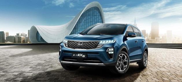 小清新变糙大汉 新一代起亚KX5新增四驱版车型