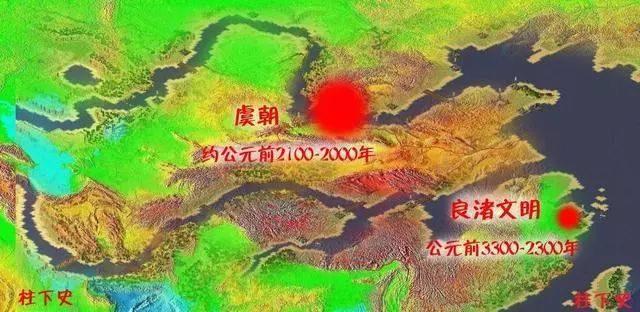 中國歷史上第一個朝代真的是夏朝嗎?為何古書說之前還有一個