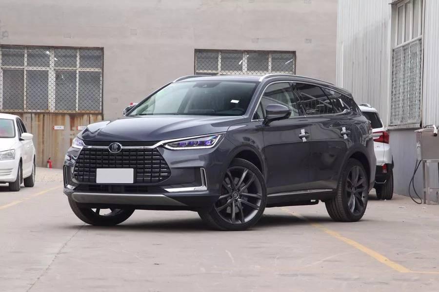 综合续航里程400公里以上 推荐市场上四款主流纯电动中型SUV车型