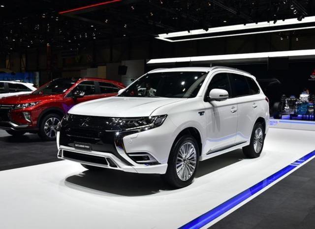 「e汽车」三菱SUV将推出多款PHEV车型