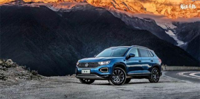 一汽大众将于5月25日推出探岳征途版车型