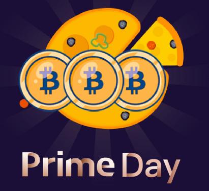 火币Prime Day惊喜连中三元,比特