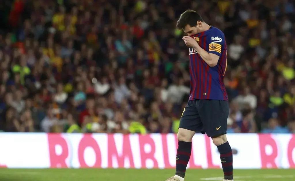 巴萨本赛季最惨痛的回忆,并非欧冠被淘汰!