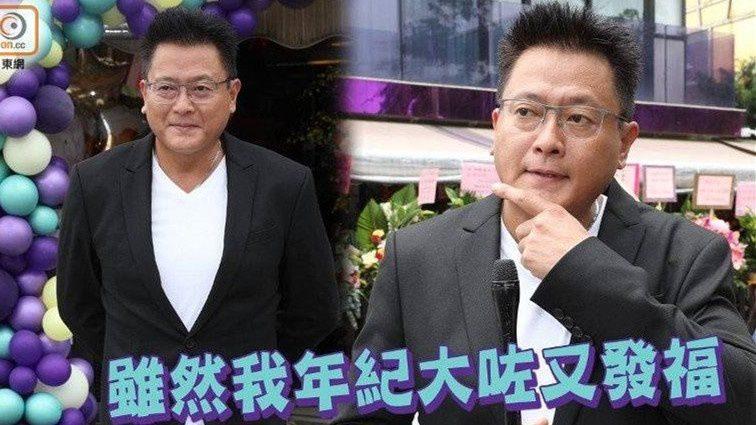 51岁魏骏杰发福臃肿认不出,和《陀枪师姐》中的程峰判若两人!