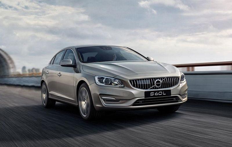 改款沃尔沃S60L上市 仅两款车型售24.98-30.98万元