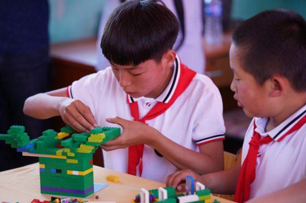 乐高集团与马云公益基金会开启三年合作,培养乡村儿童创新能力