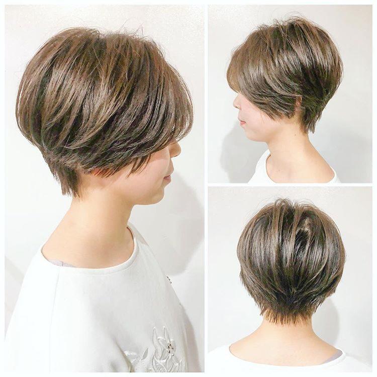 中年女性也要时尚,立体短发更优雅